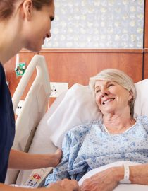 Caring for a Loved One Who Has Late Stage Alzheimer's Disease